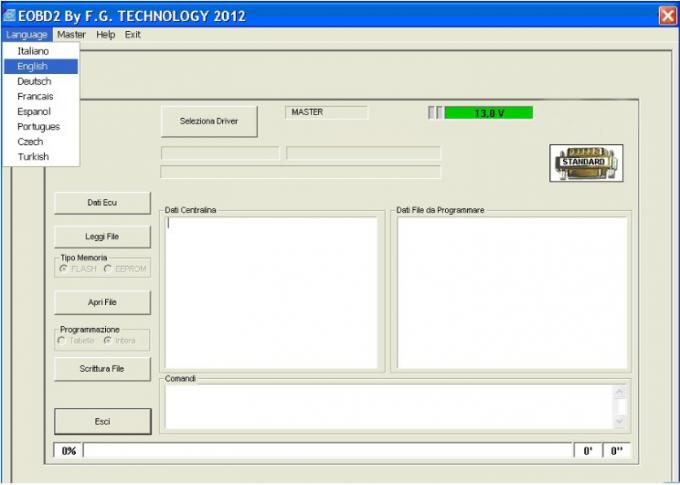 New Version V53 FGTECH Galletto 2-Master EOBD2
