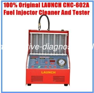 Ultrasonic Automotive Diagnostic Tools CNC602A Injector &Cleaner Tester