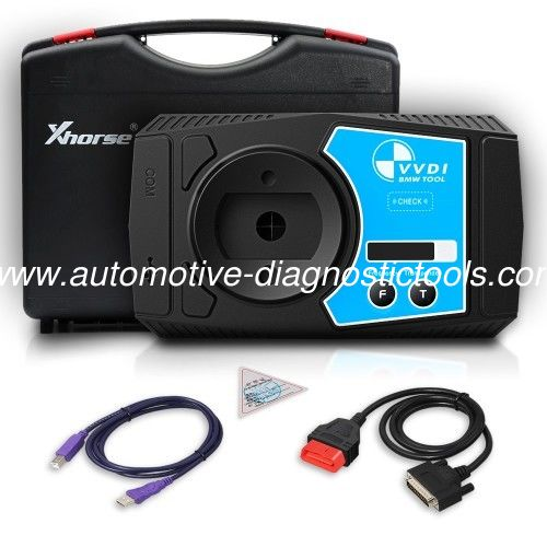 Xhorse VVDI BMW V1.6.2 Car Key Programmer Support Coding,Programming, Mileage Reset